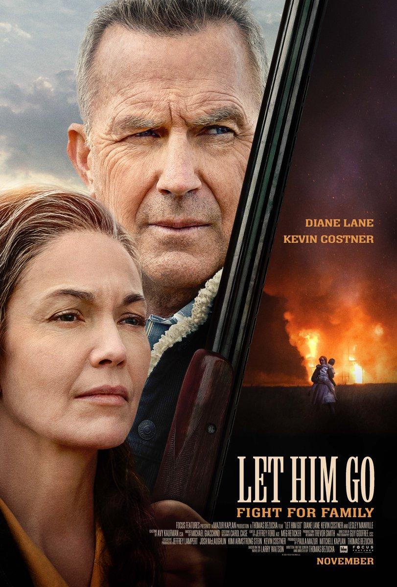 Let Him Go | Filme com Diane Lane e Kevin Costner ganha trailer - Cinema  com Rapadura
