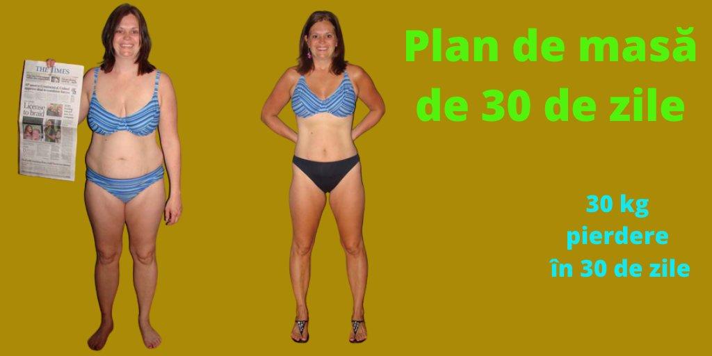 Pierdere în greutate de 30 kg)