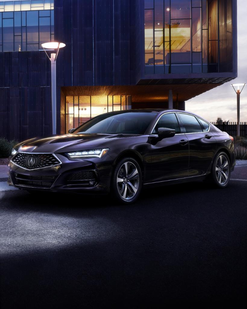 The best sedan we've ever created. For feature updates and pricing of the all-new #TLX, visit: https://t.co/snSbjTwONV https://t.co/cQanDeIYCJ