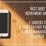 Image for the Tweet beginning: .@undebt_it, @debtplanner, and Debt Manager