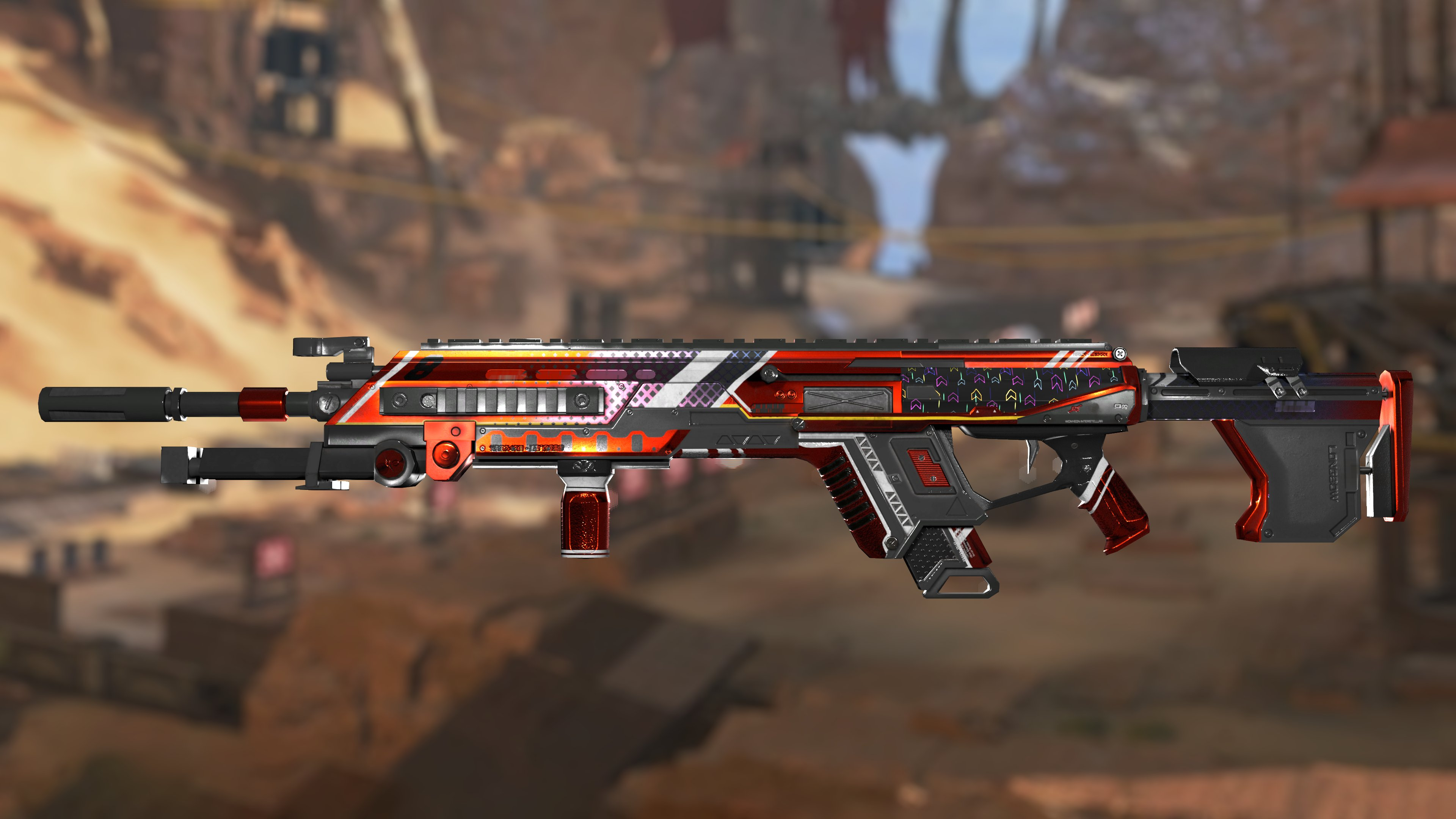 """""""Boosted"""" Longbow for the Aftermarket collection event:"""
