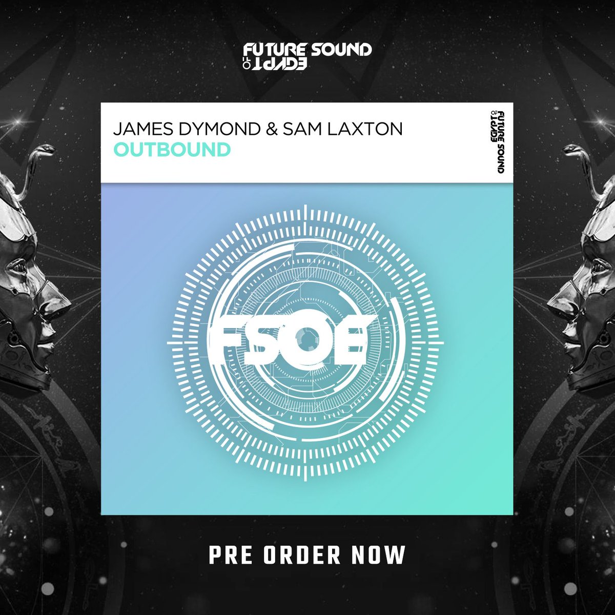 @James_Dymond teams up with @SamLaxtonDJ for their first collaboration, Outbound! Already getting early ASOT support, available to pre order now. Full release next Friday 28th August on FSOE!  Pre-order: https://t.co/zqyVGfIwn9 https://t.co/GTY1GcxjXr