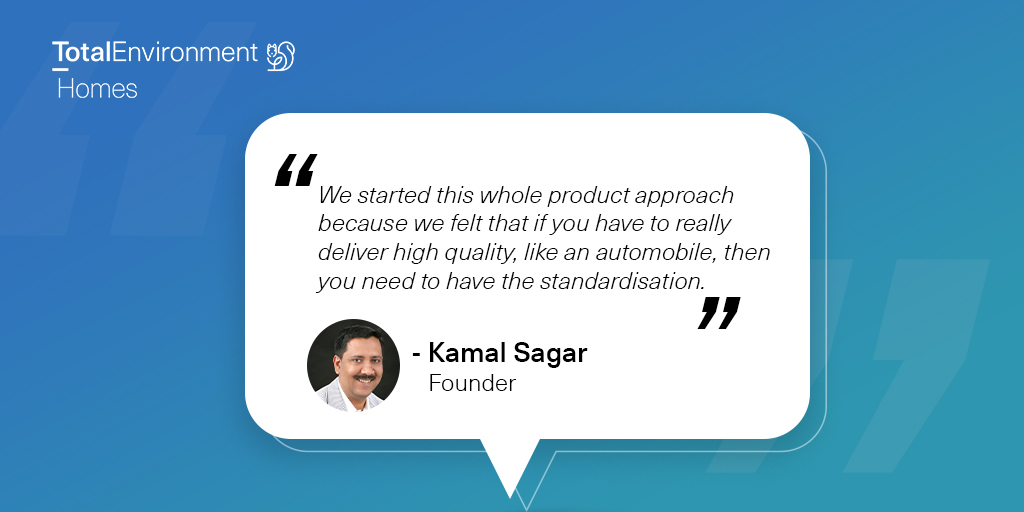 https://t.co/qF3xSt1AvG With a futuristic product-led approach, homes with model# & version#, to software that lets customers move walls, here's a sneak peek of Kamal Sagar in conversation with The Ken  Read the full interview here: https://t.co/kZEjLiSv2c  #totalenvironment https://t.co/fQE8BwRqob