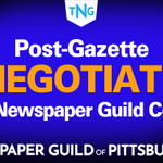 Image for the Tweet beginning: The dedicated professionals of @PGNewsGuild