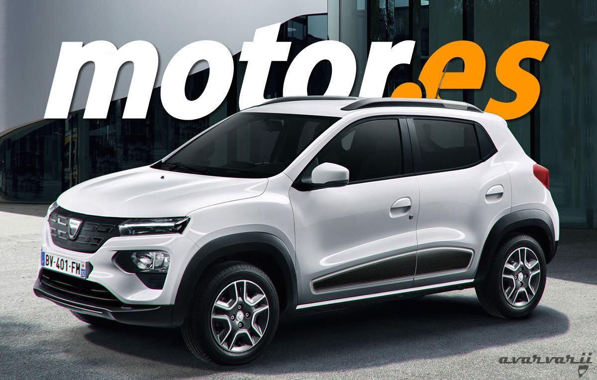 2021 - [Dacia] Spring - Page 2 Ef4p9aTWoAMovFH