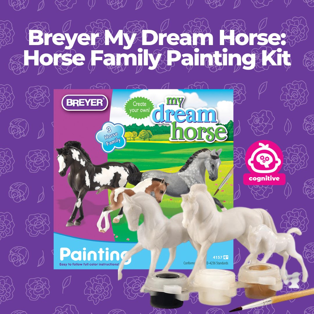 Horse lovers can create the horse family of their dreams with this easy-to-use and fun kit! 🎠⁣ https://t.co/yKsqTtziYT ⁣ ➡️ Easy and Fast Returns!⁣ ➡️ Lowest Price Guaranteed!⁣ ➡️ Ships from Ontario 🇨🇦 https://t.co/hdY4tGGIeO