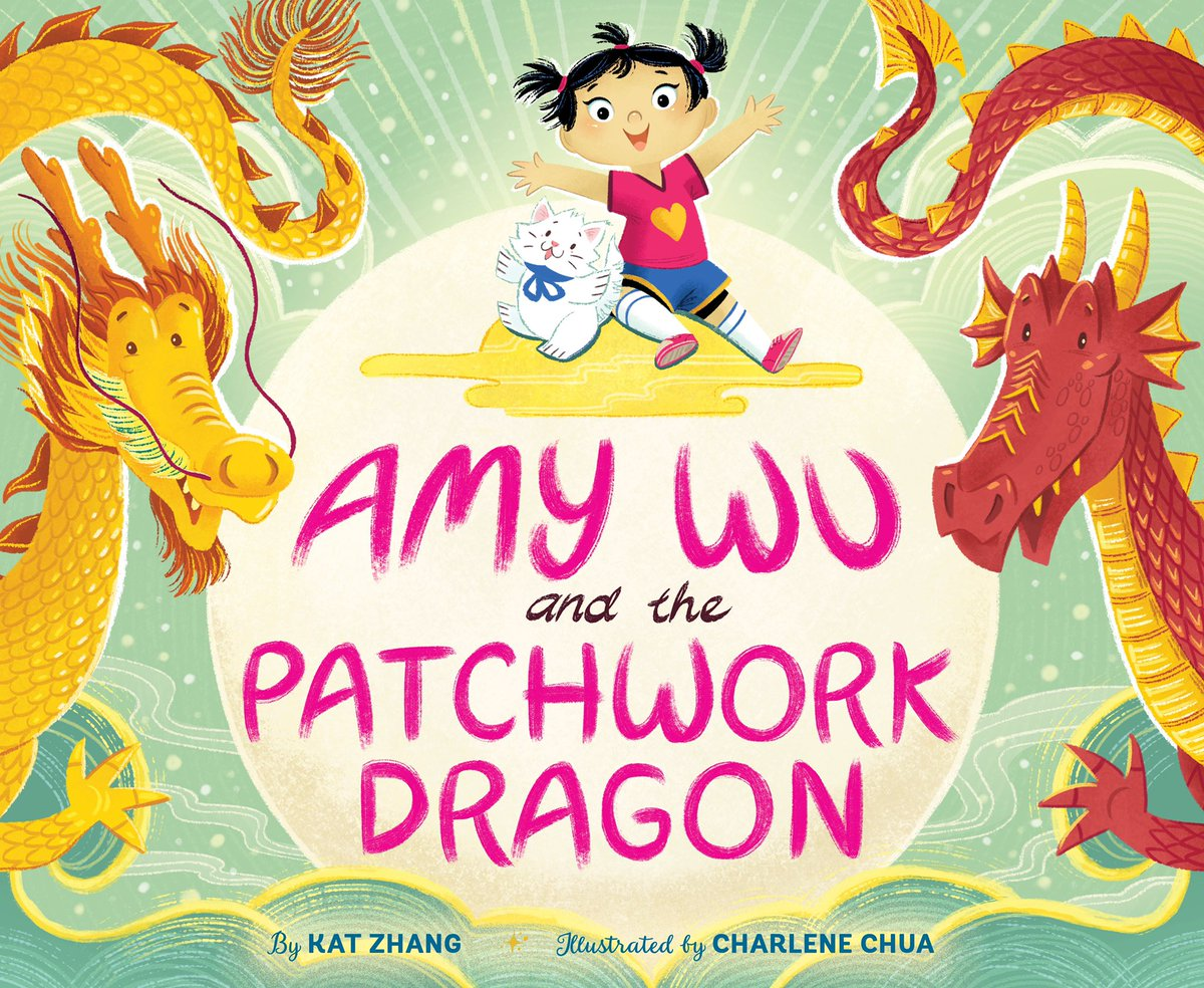 Want to read (and review!) an early copy of AMY WU AND THE PATCHWORK DRAGON?? It's up on Edelweiss! https://t.co/zA0Q08T36r https://t.co/f0AimASZNA