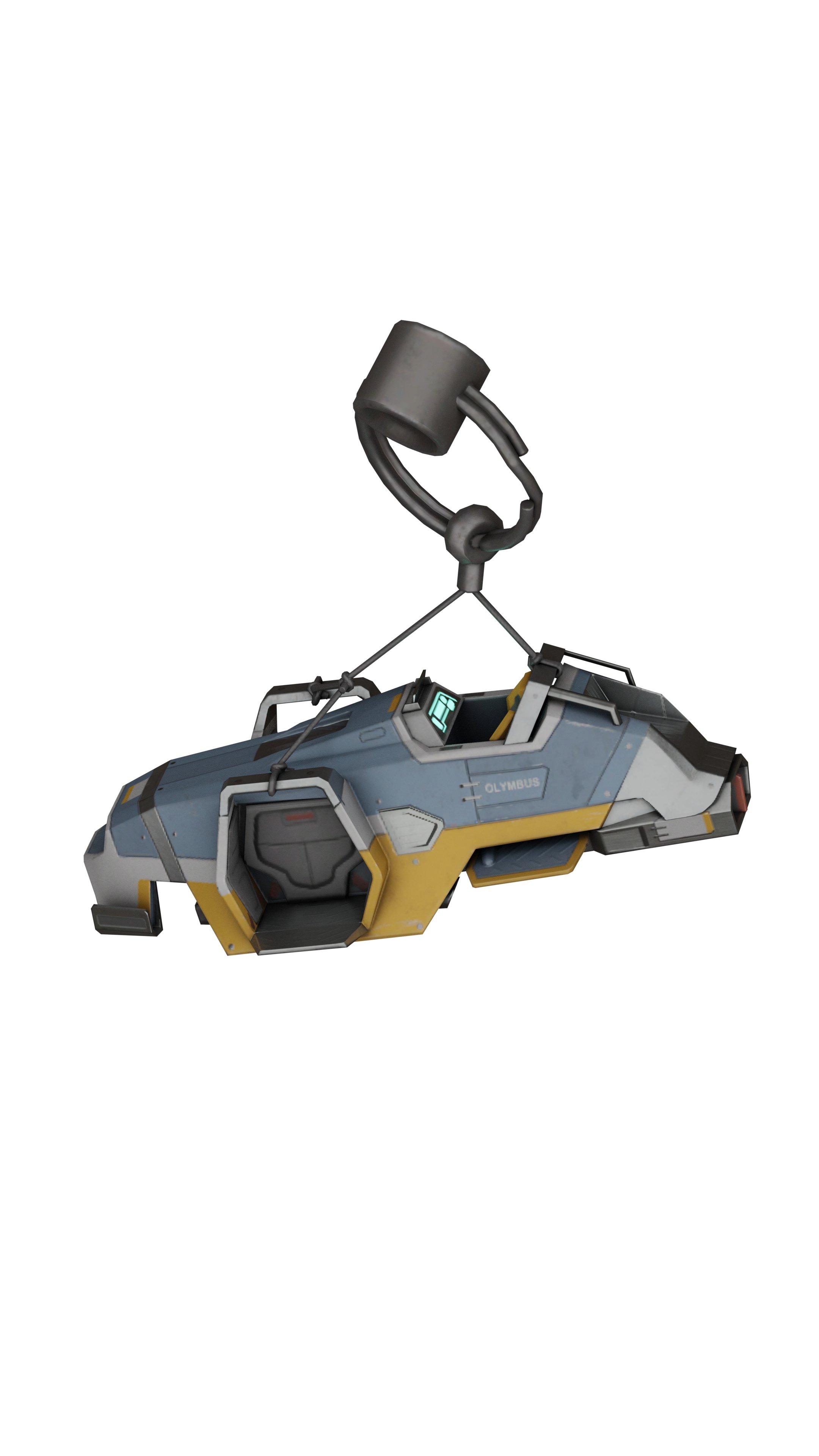 Hovercraft reward
