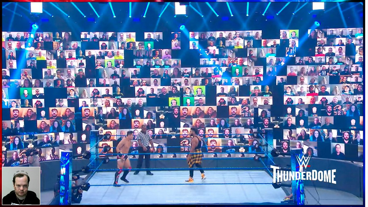 WWE Thunderdome Sneak Peak Matches, News And Photos (Updated)