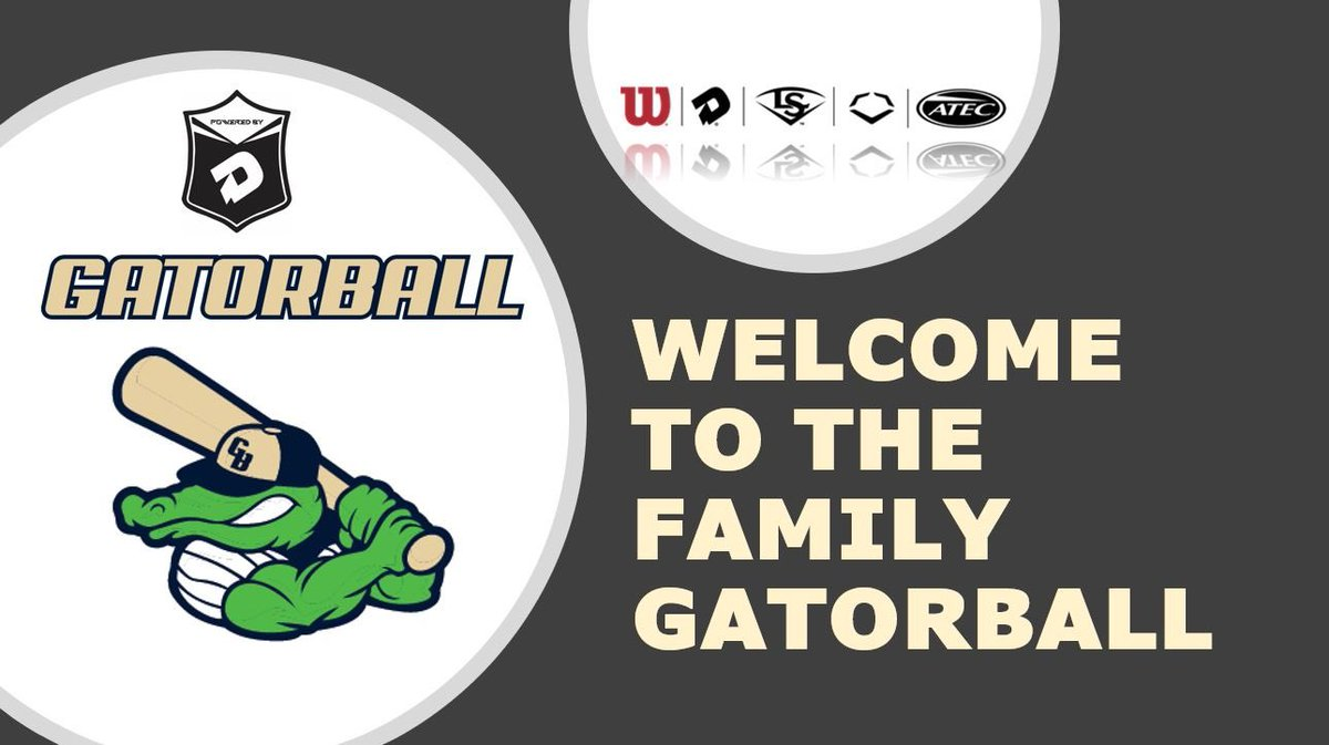We are excited to announce our new partnership with Wilson Sporting Goods family of brands. All of our Gatorball teams will be branded under the Powered by Demarini name. @demarini @evoshield @wilsonballglove @wilsonpremierbb https://t.co/I0FQ6I07Cu