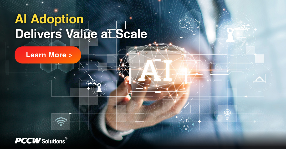By 2030, 70% of businesses will #adopt at least one type of #AI #technologies. Find out the driving force behind and how AI delivers meaningful #value at scale. https://t.co/7TILZ0n62x https://t.co/MhGbTL3SrX