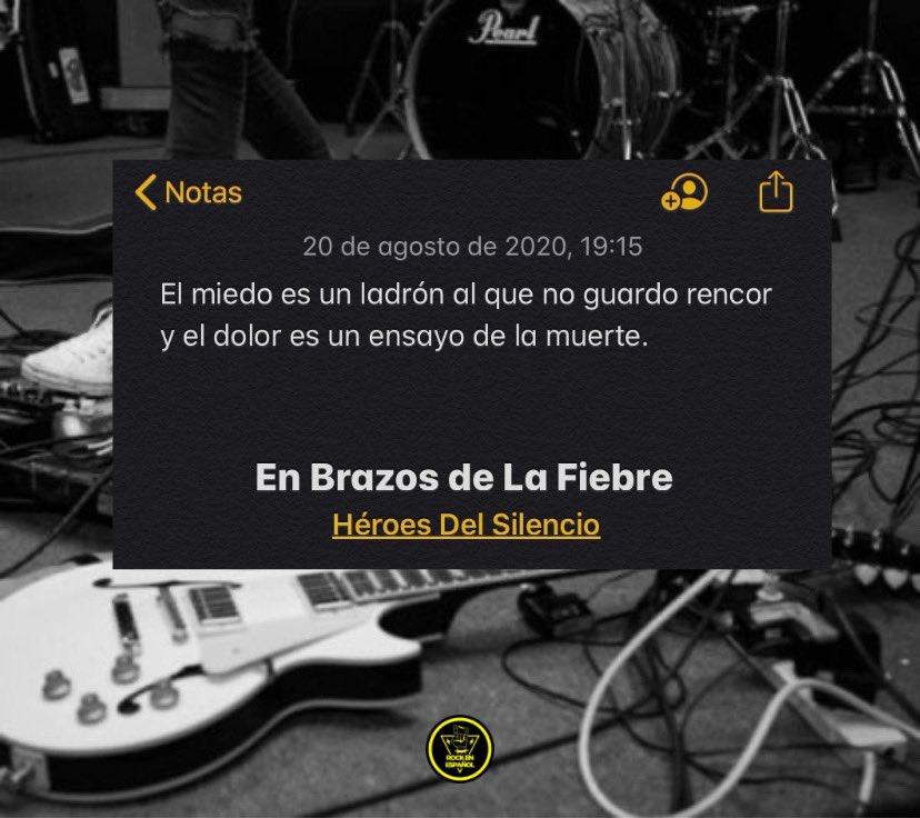 Rock En Español On Twitter Heroesdelsilencio Rockenespañol España Bunbury
