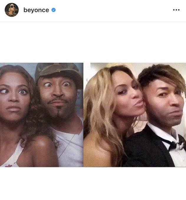 August 20, 2013: Beyoncé updates IG. Happy Birthday Ty!  7 Years Ago Today!