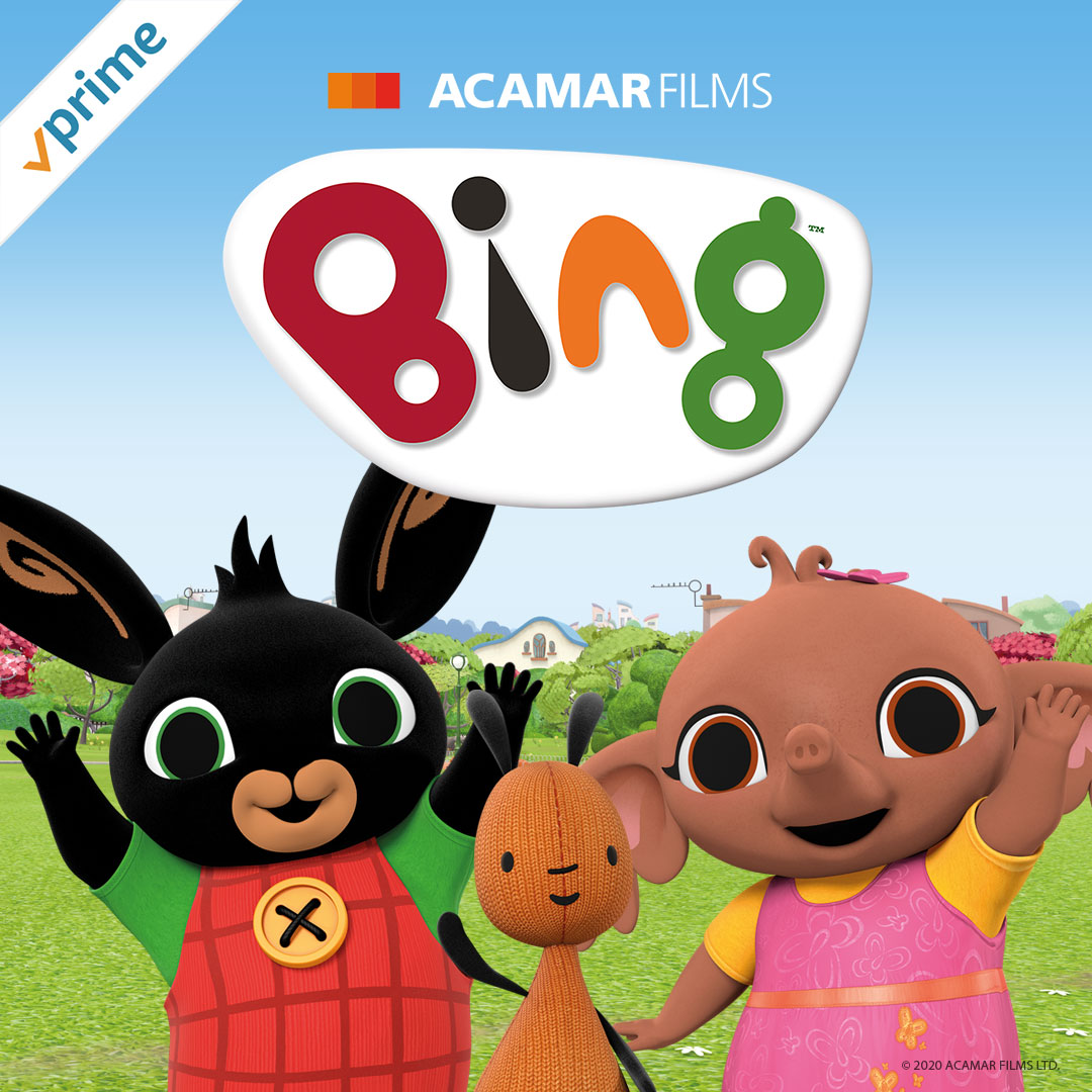 We're delighted to have extended our deal with Amazon @PrimeVideoUK, including the addition of the latest series of Bing! https://t.co/oH3BhFrXHO https://t.co/MV7t5MrM4r