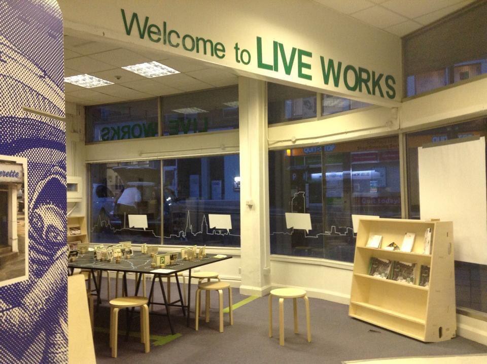 Live Works Shef Liveworks Twitter