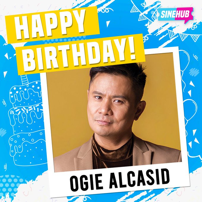 Happy birthday to one of the best Filipino songwriters and musicians of all time! Cheers, Ogie Alcasid!