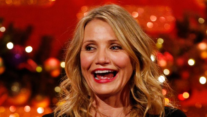 Happy birthday to Cameron Diaz! What s your favourite film she features in?