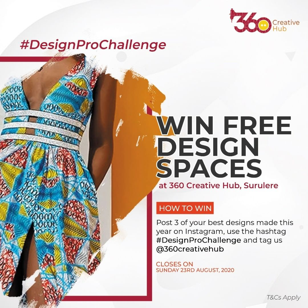 360 Creative Hub On Twitter That Beautiful Fashion Designs You Made This Year But Abandoned Due To The Pandemic Can Earn You A Spot Amongst The Top 10 In The Designprochallenge Where