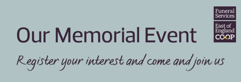 If you've lost a loved one over the last few months, the current situation means it may not have been the goodbye you would have wished for. Register your interest in our upcoming memorial event and, once it's safe to do so, join us to remember their life. https://t.co/VDPv7FueLE https://t.co/m7EWNDJBpt