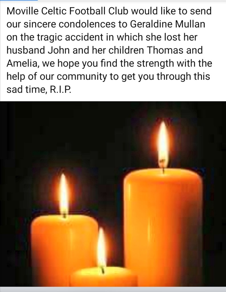 Sad day for our community.