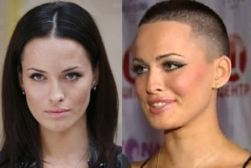 Before or After? #longtoshort #longorshort #shorthaircutgirls https://t.co/o4wSIwpTF0
