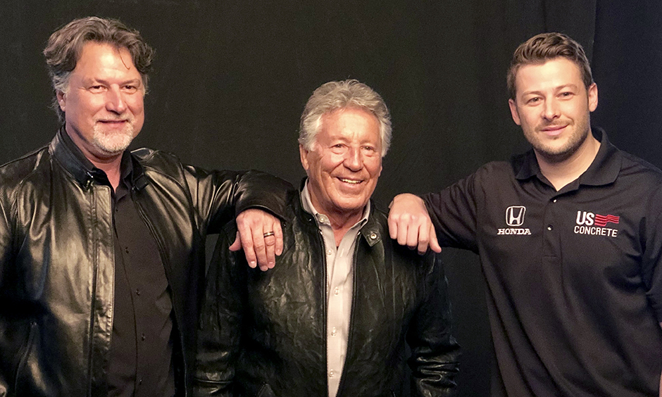 .@MarioAndretti will be behind the wheel in @Honda's Fastest Seat in Sports with son @MichaelAndretti just behind.  For the first time in @IMShistory, three generations of racing royalty will lead the field to green on Sunday.  Read: https://t.co/UpXyZQOLS5  #INDYCAR // #Indy500 https://t.co/NyJsQ2IhAM
