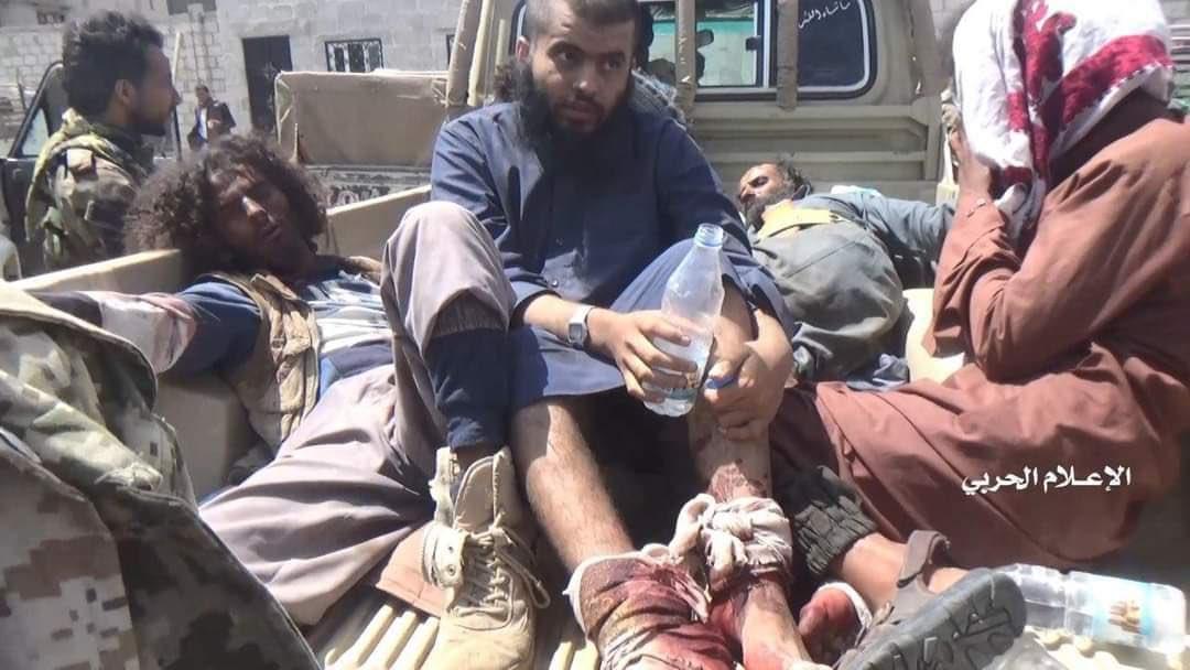 Пленные боевики ИГИЛ.