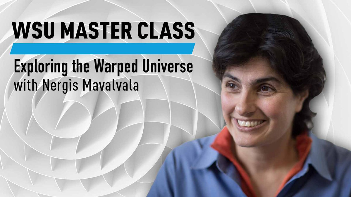Not ready to dive into #MacFellow Nergis Mavalvala full @WorldScienceU course? Watch the Exploring the Warped Universe Master Class. This 1 hr lecture takes you on a journey from LIGO's beginnings to its discovery of gravitational waves. https://t.co/5o5CatJhMU #WorldSciU https://t.co/TZ0Qg9Io52