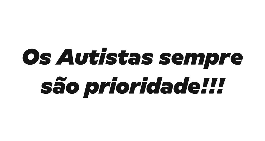 Replying to @marcosmion: Sempre de voz aos autistas  Via @reunidaoficial