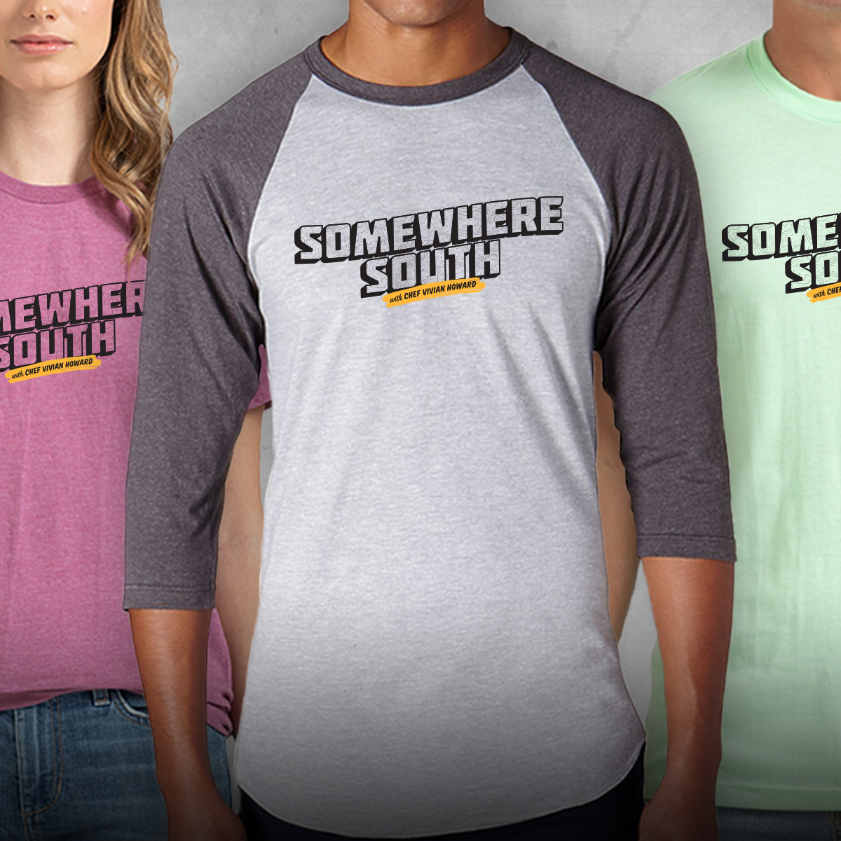 Get your hands on this limited run of Somewhere South tees before they're gone! 👉https://t.co/4LVjlB5ipZ  #SomewhereSouthPBS #merch https://t.co/RvWfzCZ2rM