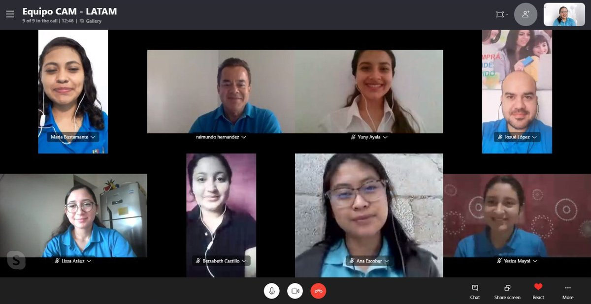 A super productive session about service packages, kick-started our marketing operations for the LATAM region. Excited about this opportunity to nurture the digitization journeys of our patrons in Latin America. #team #teamwork #latam #latinamerica #digitisation #ITservices