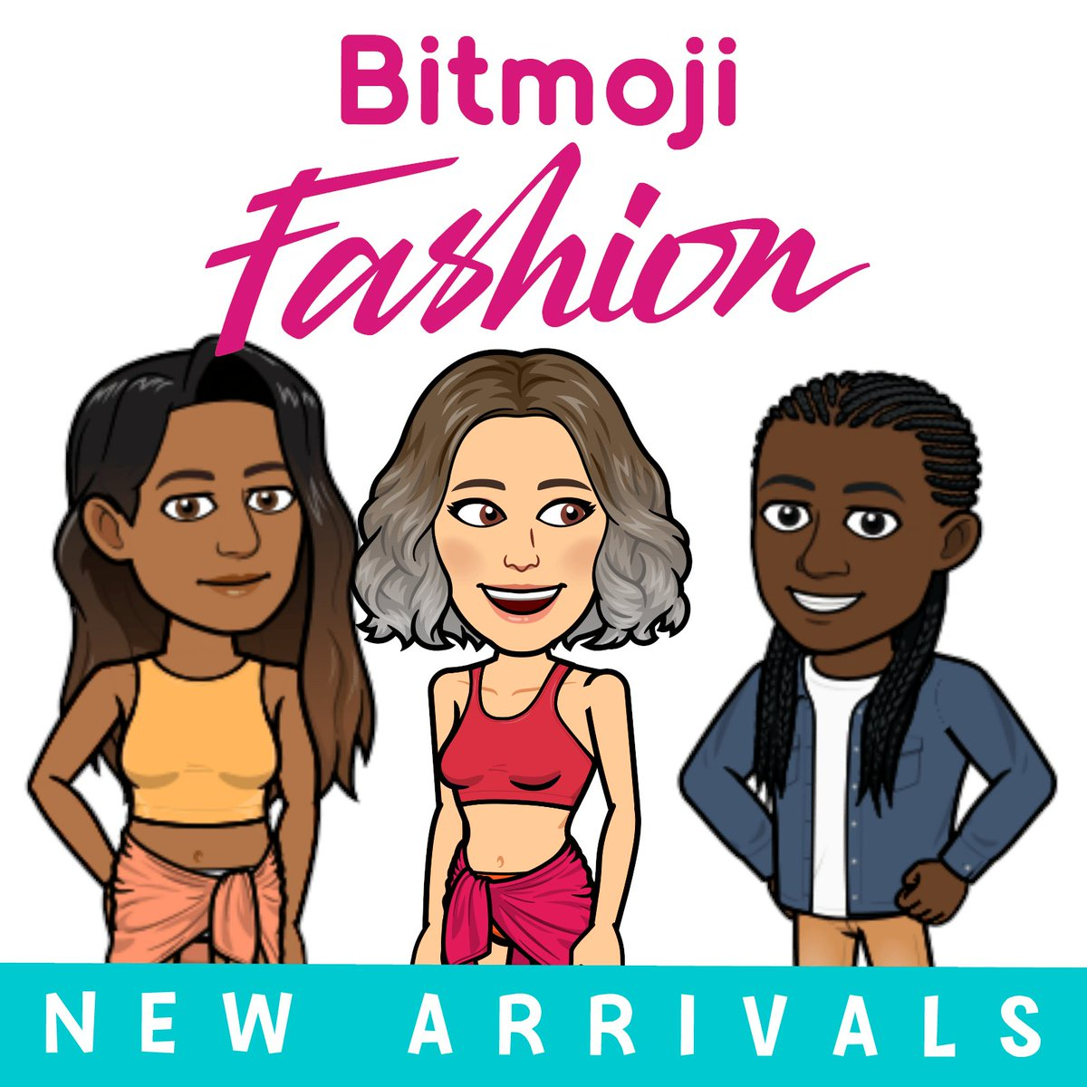 ✨Our powerful duo: newmojis and new outfits✨ https://t.co/vENCgrhpvj