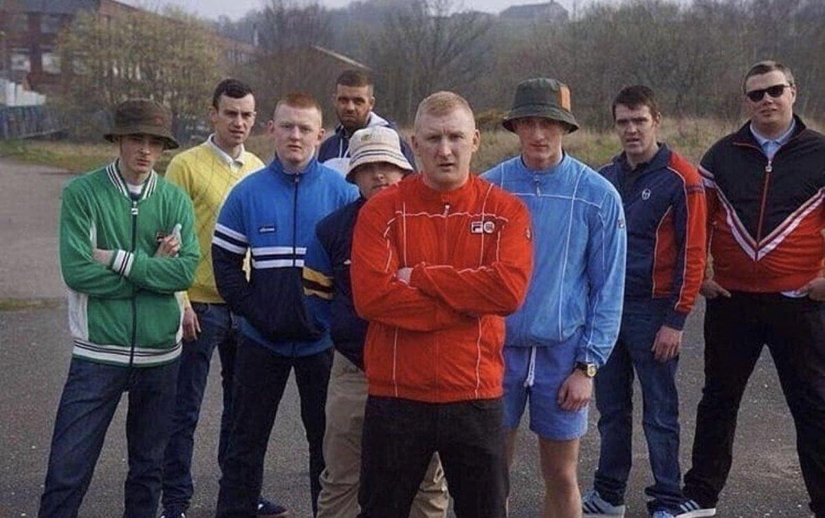 Man city's blazing squad #casuals #casualoutfits #footballcasuals #ManCity pic.twitter.com/9LPCQOeVh1