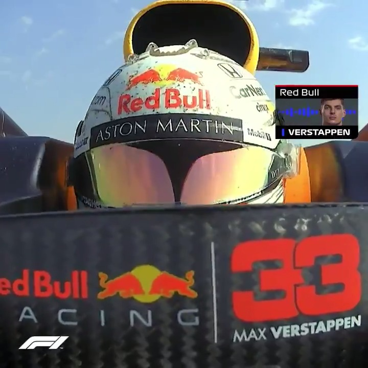 A first win of 2020 for @Max33Verstappen ! 🏆  #F170 🇬🇧 #F1 https://t.co/PvFu3f4T5z