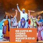🎭 Me gusta mi ciudad, Emerita Augusta es lo más🎭  así se despide 'La comedia de la cestita' de #Mérida66 @GNP_Grupo  @_PENTACION_  @JCimarro  @pblanco66