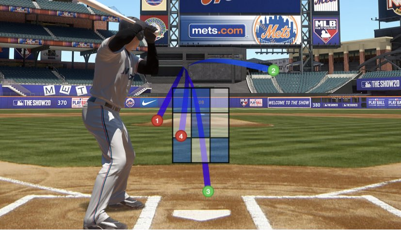 """Pitch No. 1 is the """"strike"""" that Mattingly was arguing with the umpire about https://t.co/XHyNtjYU5S"""