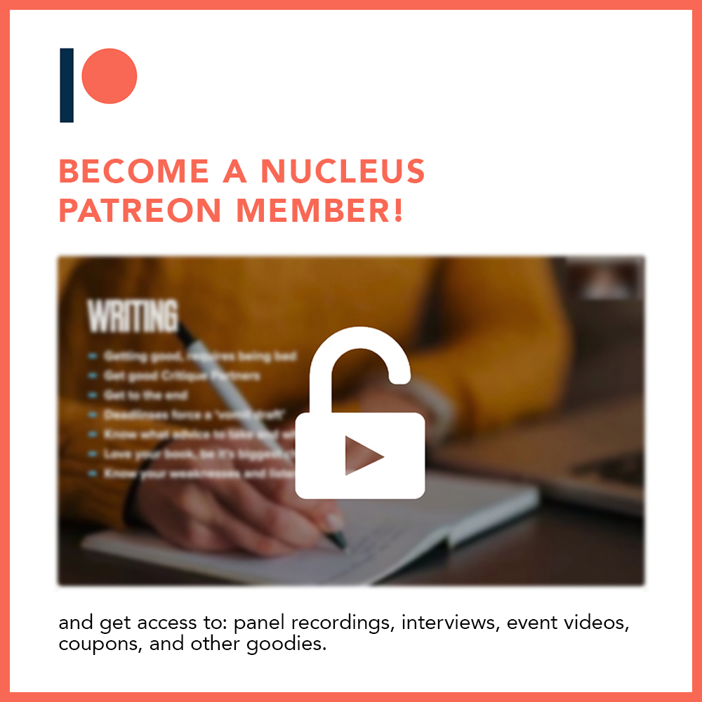 Hi guys! With COVID-19 and the new limitations of our live community events, weve created a Patreon as a new way for us to connect with you, our patrons. If weve inspired you in any way, heres your chance to show a bit of support and become a member: bit.ly/2CgsnqY