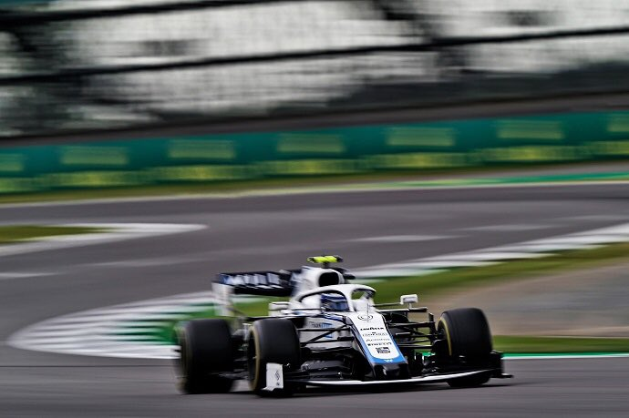#F1 #F170 | Domingo en Gran Bretaña – Williams sigue incapaz de acercarse a los puntos https://t.co/RclOnswhBV https://t.co/vq5MTL390i