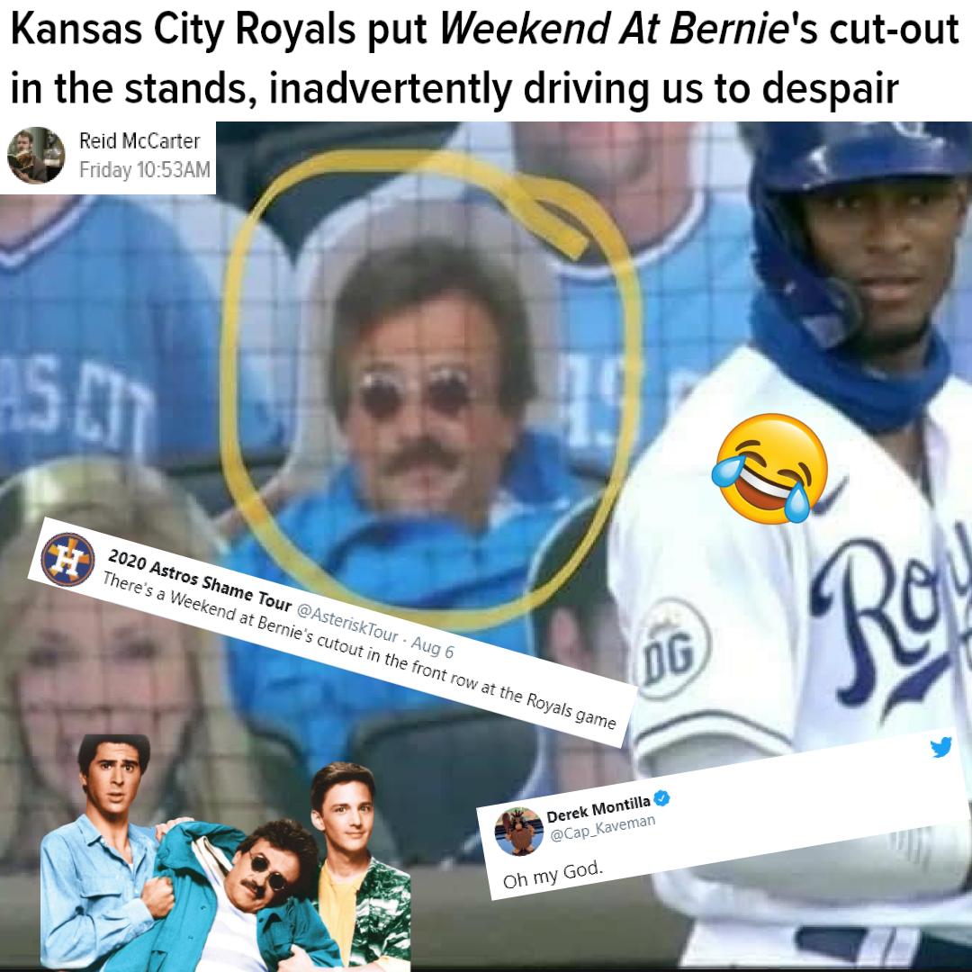 If you know you know .    Creds: @AsteriskTour  @Cap_Kaveman   #baseball #mlb #sports #baseballlife #football #basketball #beisbol #homerun #baseballseason #baseballislife #baseballcards #sport #baseballplayer #milb #springtraining #baseballmom #Royalspic.twitter.com/QftP3V6yvx