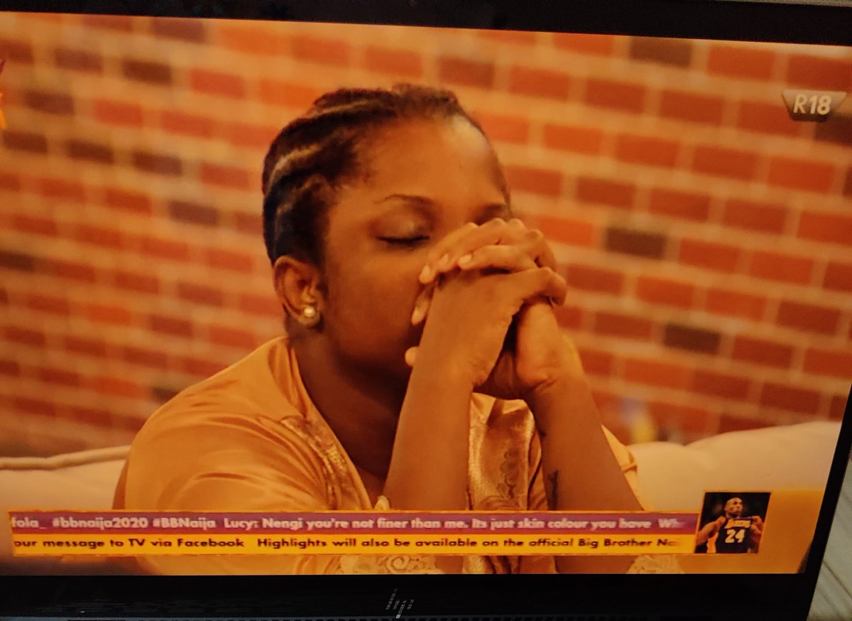 These guys are being disrespectful to Dora but she knows deep now say na she fuck up  #bbnaija2020pic.twitter.com/MZ5WZEYmcH