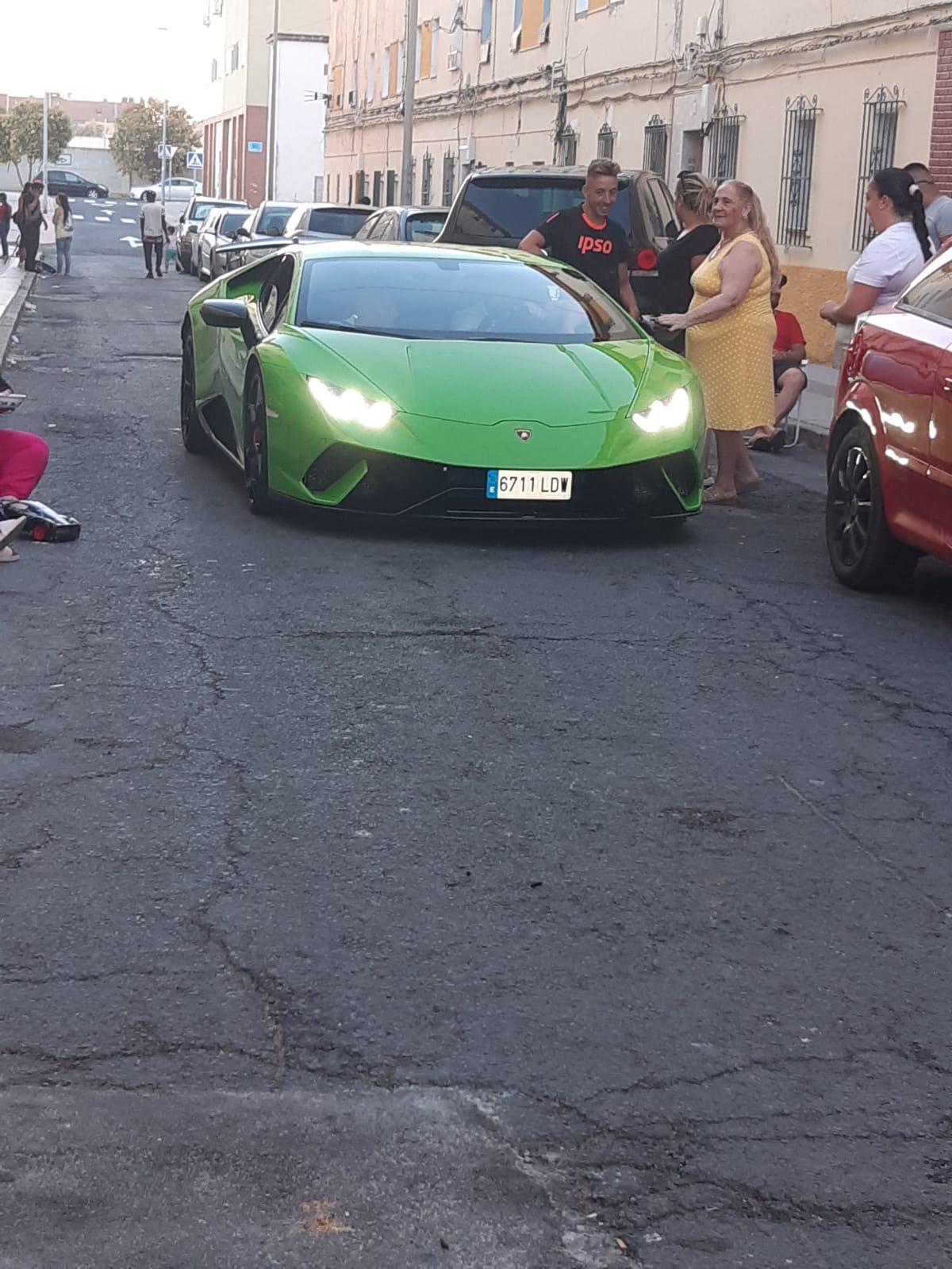 Historias de un currante: Lleva 3 meses esperando un Lamborghini Huracán, y lo destrozan el segundo día en Huelva