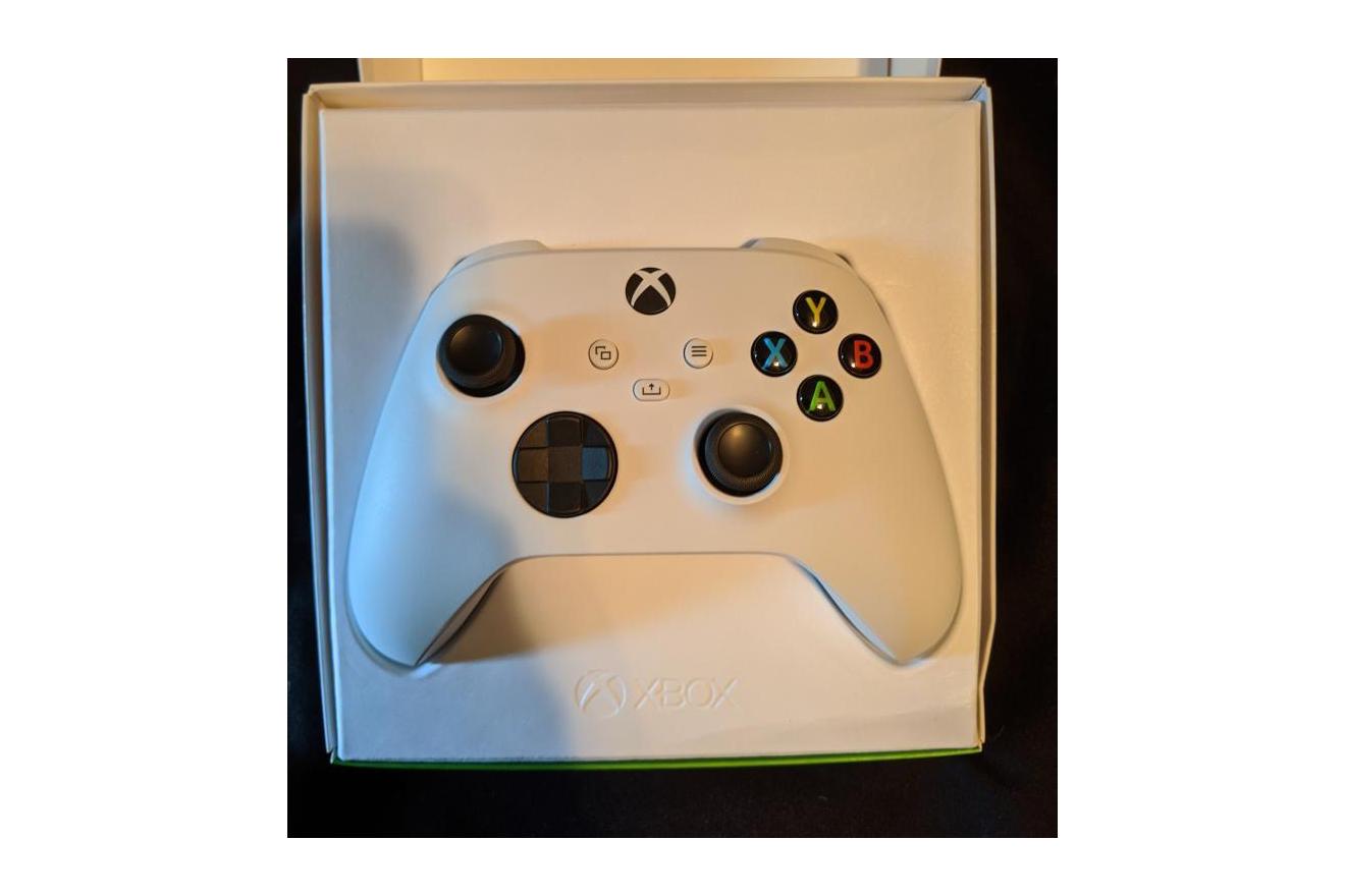 Xbox Series S White Joystick