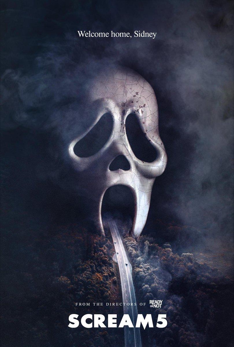 """SCREAM 5 Spain on Twitter: """"Aquí en mejor calidad #Scream5… """""""