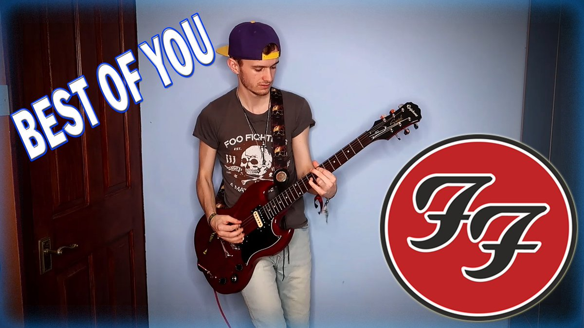 "Best Of You"" cover now out on my youtube - Link in bio - https://youtu.be/FvcyyRF5sKE   @foofighters  #foofighters #bestofyou #electricguitar #universityofrock #rock #rockbands #daveghrol #shredding #solo #bassguitar #guitar #leadguitar #rhyhtmguitar #wow #jacksonguitar #sgepiphonepic.twitter.com/jTgapogM1e"