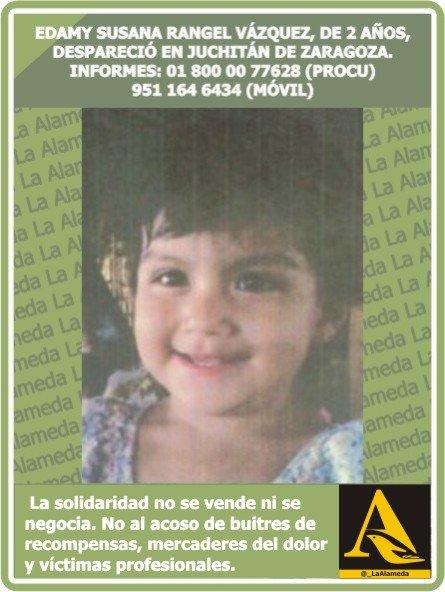 #Tebuscamos Edamy Susana Rangel #Juchitán #Oaxaca #TwitterOaxpic.twitter.com/dZYBxrS8VG