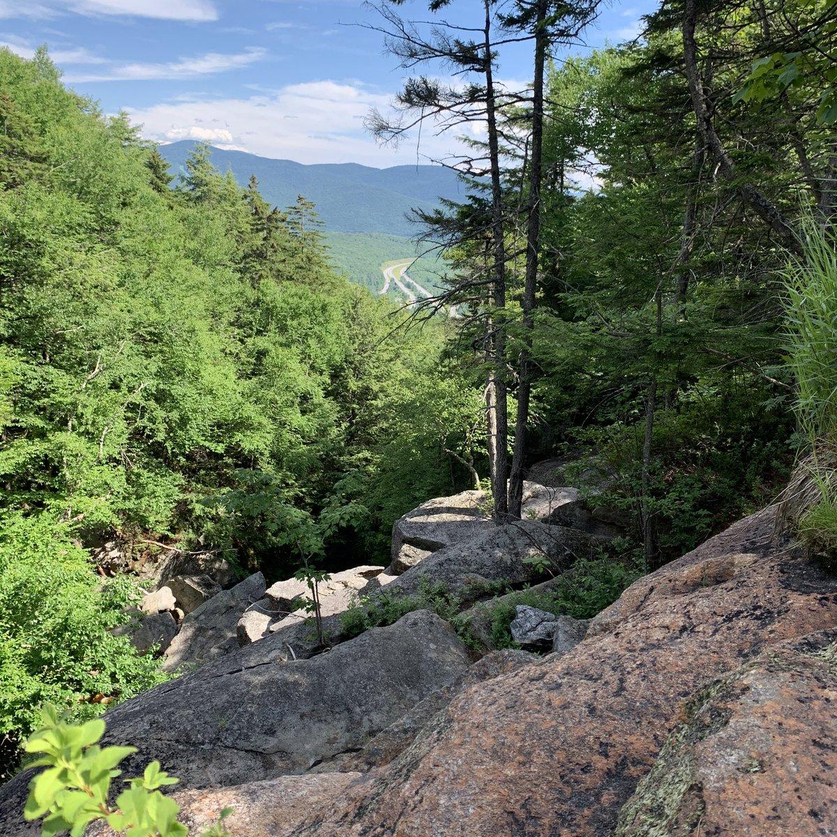 4th of July weekend hike!#hikingadventures #hiking #NewHampshirepic.twitter.com/MmrJRYDhpF – at Georgiana Falls (Lower)