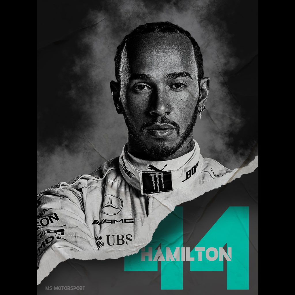 The recovery drive from @LewisHamilton after that second pit showed everyone exactly why he is a 6 time champion. Beautiful drive, sublime overtakes and absolutely ruthless!! Took back P2 which is the best we all could have hoped for !! #F1 #TeamLH #LH44 #MercedesAMGF1 https://t.co/XEJbHH9TRp
