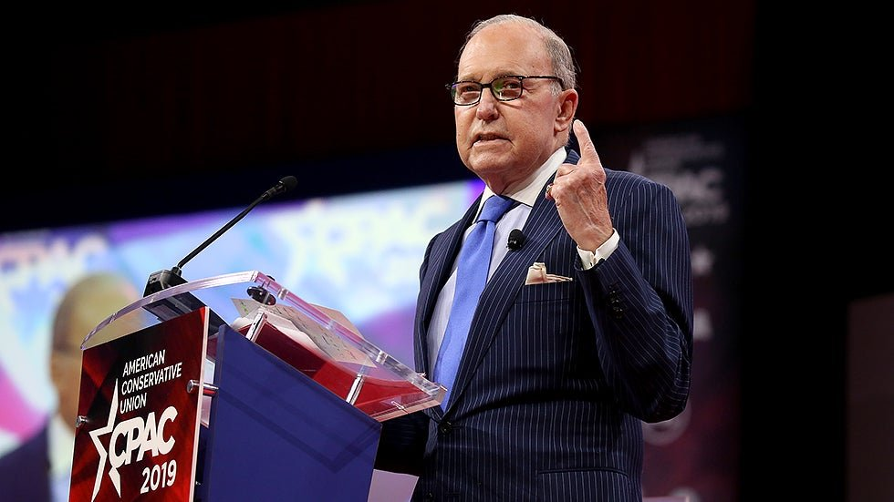 Kudlow claims payroll tax deferral will give employed Americans 'a gigantic wage increase' hill.cm/GvABWmn