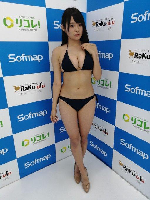 グラビアアイドル桜井木穂のTwitter自撮りエロ画像21
