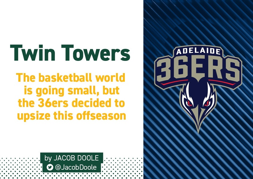 NBL | The @Adelaide36ers are bucking the small ball trend 🏀  Read @JacobDoole's analysis: https://t.co/P6rwpKiGP4   #AussieHoops #NBL21 https://t.co/bDzf0J4AwQ